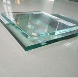 Высокая безопасность закаленное стекло терраса ограждения для коммерческих зданий