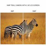 macchina fotografica di visione notturna della macchina fotografica della traccia di caccia del gioco di 16MP HD 1080P con 2.4 '' l'affissione a cristalli liquidi di colore TFT