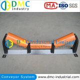 Ременной транспортер поддерживающий каток, транспортер стальной ролик