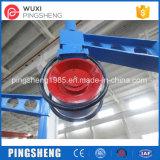 Провод оцинкованной стали Wuxi делая машину