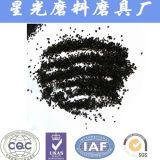 La purificación del agua el carbón activado de cáscara de coco