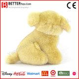 子供または子供のための昇進のギフトのプラシ天のぬいぐるみ犬の柔らかいおもちゃ