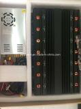 14 안테나 방해기 GSM/3G/4G 셀룰라 전화, GPS, WiFi, Lojack, 433MHz 의 315MHz 신호 방해기; 붙박이 5 냉각팬 14 악대 신호 방해기 또는 차단제