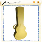 3/4를 위한 단단하 쉘 목제 케이스는 음향 기타를 치수를 쟀다