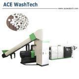 De volledige Automatische PE van pp Plastic Machine van de Pelletiseermachine van het Afval
