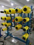 12 Kern Singlemode Gjdfbv flaches Faser-Optikfarbband-Innenkabel