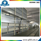 Linea di produzione automatica del rivestimento della polvere del bus con lo SGS