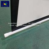 Xyscreen Daling van het Plafond van de Muur van het 16:9 van 100 Duim de Elektrische Gemotoriseerde onderaan de Aangepaste Zwarte Daling van de Projectie HD het Scherm