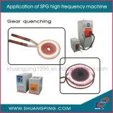 Het Verwarmen van de Inductie van de hoge Frequentie PLC van de Machine 45kw Controle