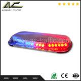 La vis de fixation de projecteur Tir rouge et blanc Mini barre lumineuse