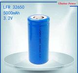 Cella di batteria LiFePO4 con la certificazione 32650 3.2V5000mAh della Banca dei Regolamenti Internazionali