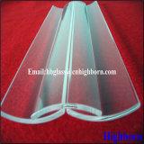 Hitzebeständigkeit-Raum-Lichtbogen-fixierter Quarz-Glas-Blatt
