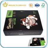 Cadre de empaquetage de papier de carton de catégorie comestible pour des aliments pour animaux familiers