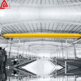 Industria di metallo gru a ponte della singola trave di Lda di 5 tonnellate