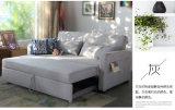 Mobilia della camera da letto - mobilia domestica - base di sofà di ricreazione del panno