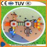 Напольная структура игры оборудования игры малышей для малышей (WK-A1017A)