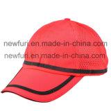 Casquette de baseball 100% r3fléchissante de chapeaux r3fléchissants de tissu de polyester