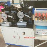 Los PP atan con correa la fabricación de la máquina con 2 líneas