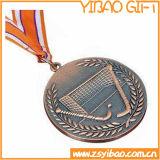 Kundenspezifische Qualitäts-Abzuglinie-Metallmedaille für Sport (YB-LY-C-14)