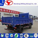 4 90 toneladas de descarregador do Sell do Lcv do camião do cavalo-força Fengchi1800/luz/Tipper/caminhão quentes do media/descarga