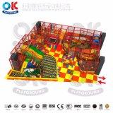 Забавные приключения игровая площадка в помещении дизайн мягкого играть