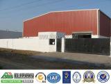 Atelier préfabriqué de structure métallique de constructions en métal