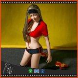 levensgroot Doll van Doll van de Liefde van het Skelet van het Silicone van de Luxe TPE van 158cm Volledig