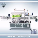 Машина для прикрепления этикеток смазок стикеров сторон двойника изготовления Skilt промышленная