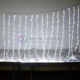 Marcação ce aprovado RoHS 110V/220V Cortina casamento LED luzes de Natal