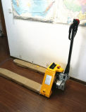 Caricamento New-1500kg-1-5-Ton-Semi-Electric-Pallet-Truck