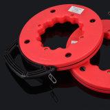 Cobra Rod Flex Rod Duct Rod 물고기는 4.5mm x 30 Mtr를 끈으로 엮는다