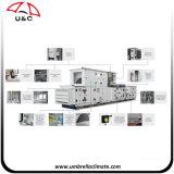 La unidad de manejo de aire modulares higiénica