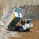 Carrello di miniera rigido dell'autocarro con cassone ribaltabile con capienza di caricamento di 40 tonnellate