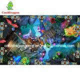 Nós máquina de jogo místico do entalhe da máquina de jogo da pesca da arcada da batida do leopardo do dragão