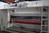 CNC van de Machine van de Rem van de Pers van de Buigmachine van de Plaat van het roestvrij staal de Hydraulische Buigende Machine Wc67K-160t/6000 van het Metaal van het Blad