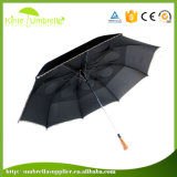 전체적인 판매 아크 57in 전문화된 제조자 골프 그늘 우산