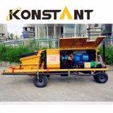ぬれたセメントShotcreting KtYsb20sのための油圧具体的な運搬ポンプ