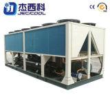 Máquina de refrigeração da sala fria parafuso arrefecidos a ar Chiller Chiller Industrial para sistemas de refrigeração a água