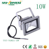 White Color AC85 - 265V Outdoor LED Flood Light (YYST - TGDJC1 - 10W)