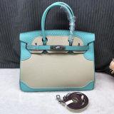 Populäre Marken-Produkt-Entwerfer-Handtaschen-echtes Ledertote-Beutel 2 Größen-Schulter-Beutel für Damen Emg5195