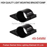 49-54mm Aluminio soporte de la luz de la abrazadera para Offroad (SG003)