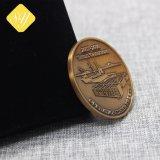 заводская цена Custom торжественного военных односторонние эмаль монеты