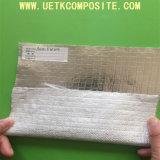 Resistant Heat Fiberglass Fabric with Aluminum Coating