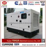 16kw/20kVA Fawde Silenciosa Xichai Eléctrica gerador diesel