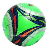 サイズ5 680-700mmの機械によって縫われる緑のサッカーボール