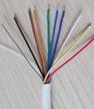 Câble résistant au feu de signal d'incendie de câble de faisceau multi de qualité