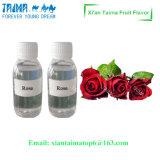 Rose sabor concentrado de fruta y el grado USP nicotina pura Eliquid / E-Cig/ Vape a precio competitivo