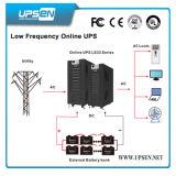 定温器およびふ化場機械のための380VAC低周波のオンラインUPS 20kVA/16kw