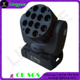 Poutre Mini DJ 12X10W LED étape Moving Head Lighting