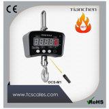 Escala de suspensão da fixação do preço do indicador do LCD